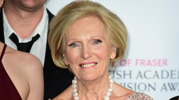 Mary Berry said she wants a total end to fizzy drinks