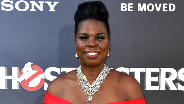Intimate photos of Leslie Jones were posted online by the hackers (Invision/AP)