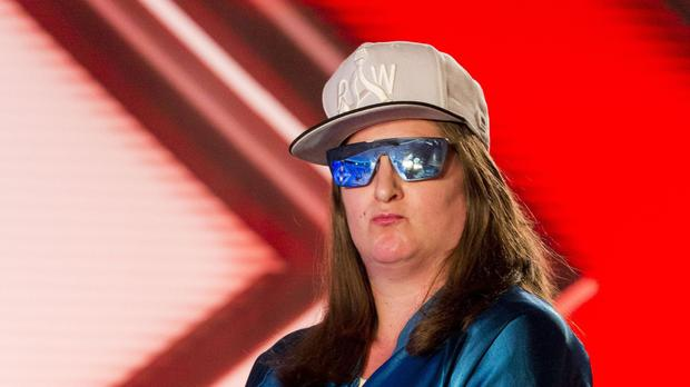 Honey G, otherwise known as 35-year-old Anna Georgette Guilford Syco/Thames TV
