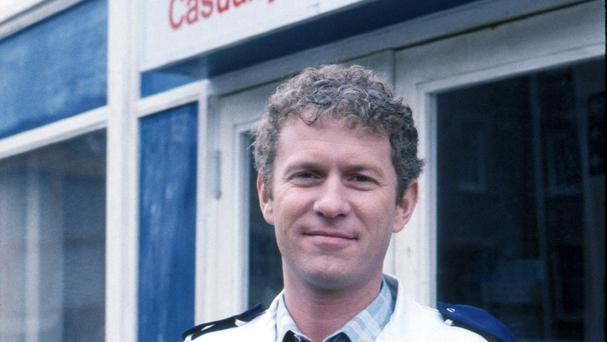 Derek Thompson has served all 30 years on Casualty playing Charlie Fairhead. (BBC/PA)