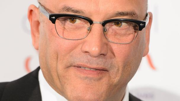 Gregg Wallace said Britain was 'built on chips and spam fritters'
