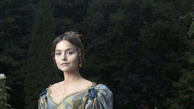Jenna Coleman takes on the role of Queen Victoria