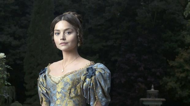 Jenna Coleman as Victoria in the new ITV drama, which claimed a 30% share of the audience at 9pm on Sunday night (ITV/PA)