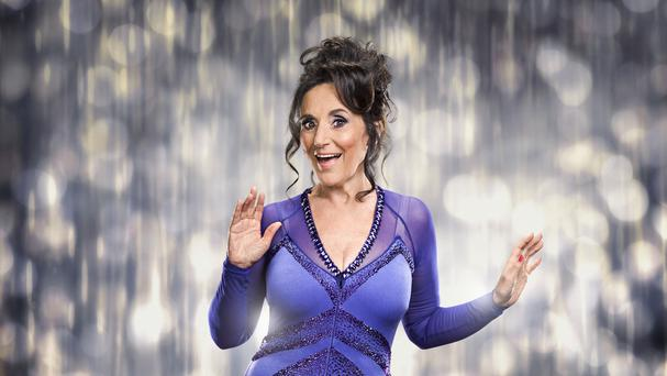 Lesley Joseph is the oldest contestant in this year's Strictly Come Dancing (BBC/PA)