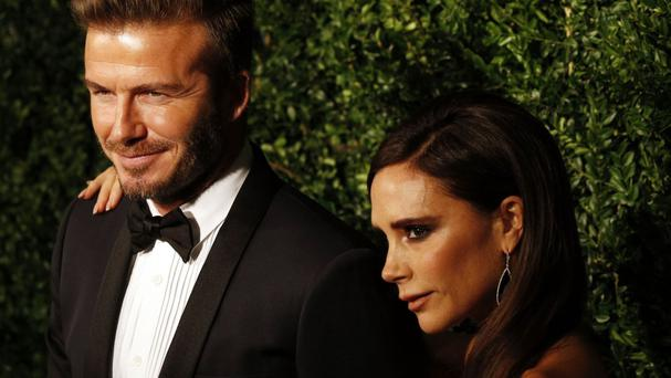 David and Victoria Beckham have been married since 1999