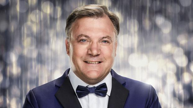 Ed Balls is preparing to shake a leg in Strictly