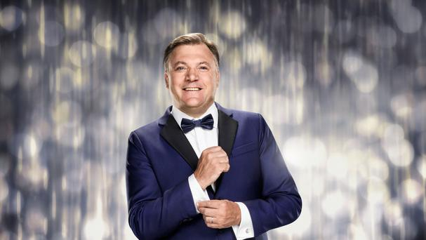 Former shadow chancellor Ed Balls is partnered up with Katya Jones