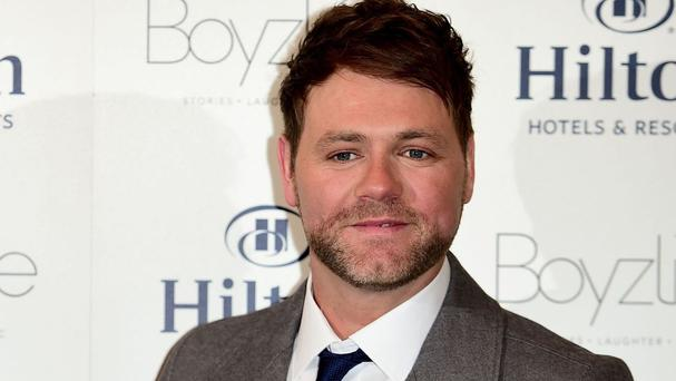 Brian McFadden says none of his long-term partners have been able to cook