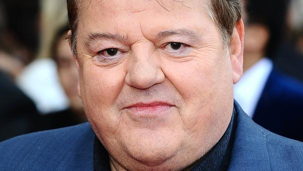 Robbie Coltrane features in a drama based on Operation Yewtree