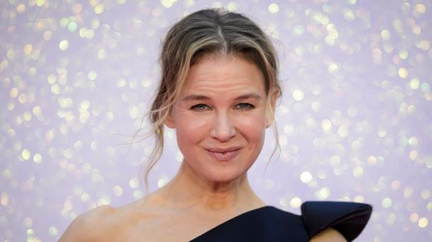 Renee Zellweger said she still feels young at heart