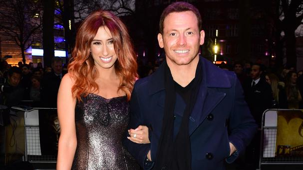 Stacey Solomon and Joe Swash are to co-present I'm A Celebrity: Extra Camp