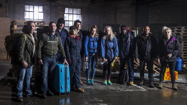 The fugitives set for Hunted Series 2 (PA/Colin Hutton / Channel 4 Televis)