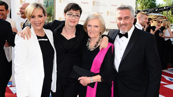 Channel 4 and BBC trade blows over Bake Off