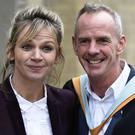 Zoe Ball and Norman Cook are separating