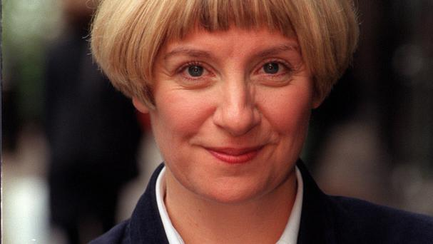 Victoria Wood died of cancer in April