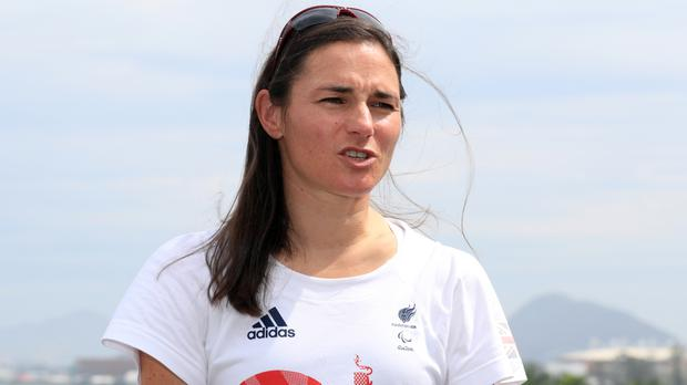 Dame Sarah Storey became Britain's most successful female Paralympic athlete at the Rio games