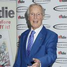 Nicholas Parsons says his brain is in good working order... even if his legs are not