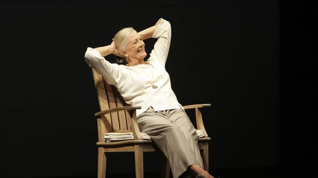 Vanessa Redgrave will receive the award