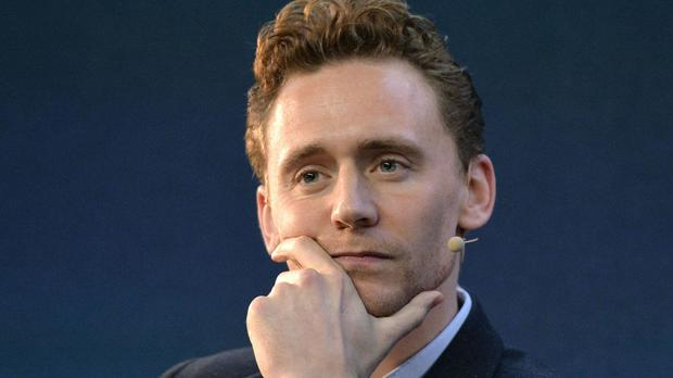 Tom Hiddleston was interviewed by friend and fellow actor Benedict Cumberbatch