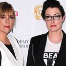GBBO Hosts Sue Perkins (right) and Mel Giedroyc are famed for their innuendos