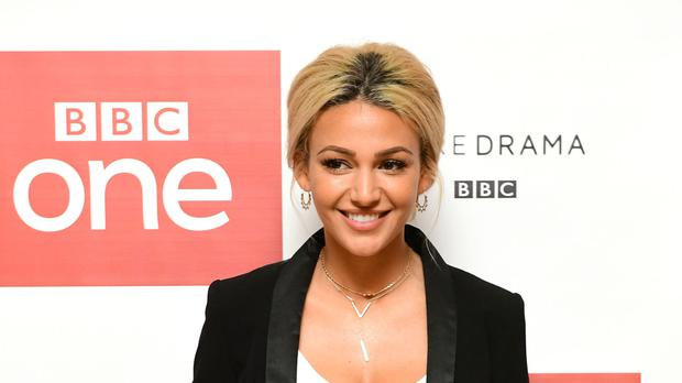Our Girl actress Michelle Keegan is one of the celebrities taking part in the charity special