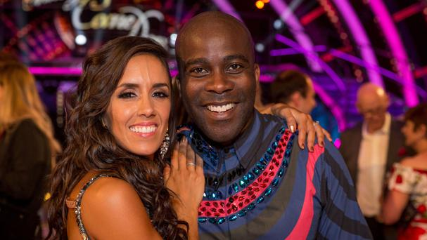 Melvin Odoom first to exit Strictly Come Dancing
