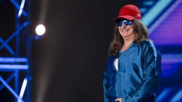 Honey G proved a hit on the Six Chair Challenge (Syco/Thames TV)
