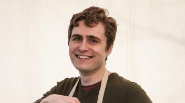 Tom Gilliford is the latest contestant to leave this year's Great British Bake Off (BBC/PA)