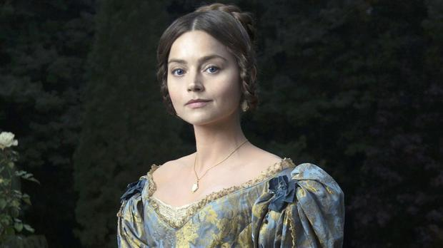 Jenna Coleman as Queen Victoria (ITV/PA)