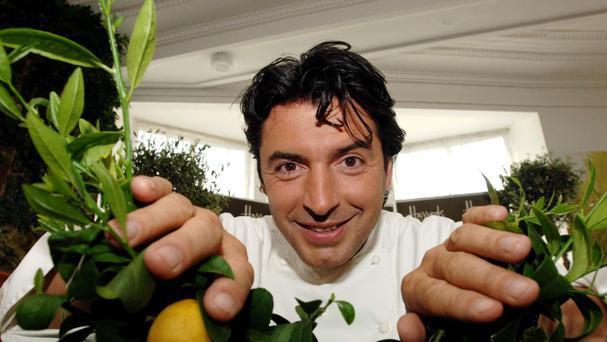 Jean-Christophe Novelli is a TV chef