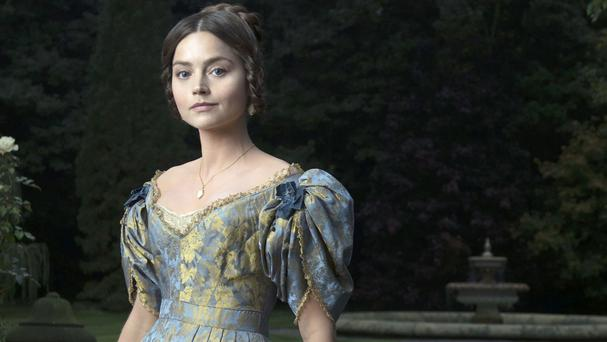 Jenna Coleman stars in ITV drama series Victoria, which will be returning for a second series