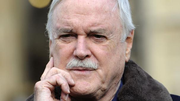 John Cleese described the world's political scene as the worst ever