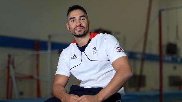 Louis Smith is being investigated by British Gymnastics and could face disciplinary action