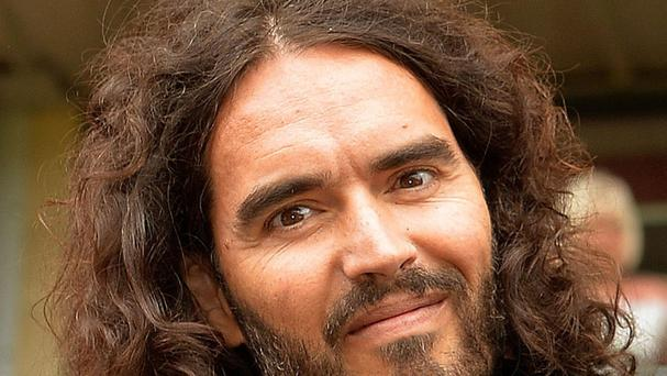 Russell Brand had some advice for Donald Trump