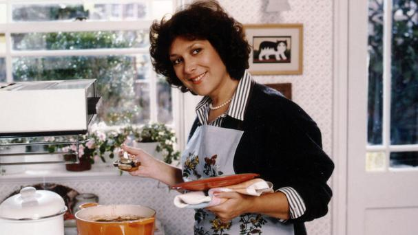 'While Bellingham's on-screen maternal heroics came to an end in 1989, after 42 different ads and nearly 16 years of serving up stews to her family, the advertising industry's predilection for gender stereotyping lives on.' Photo: PA