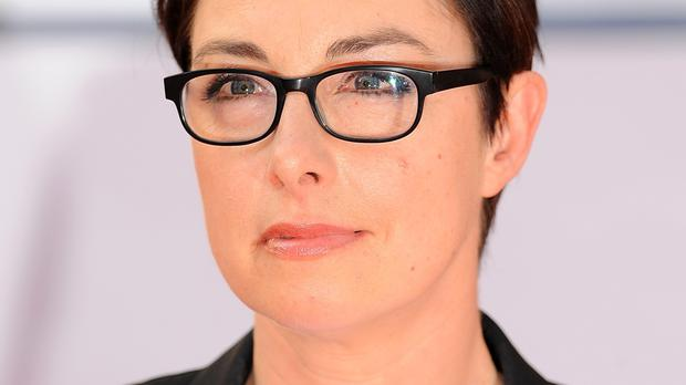 Sue Perkins has hosted Bake Off since 2010