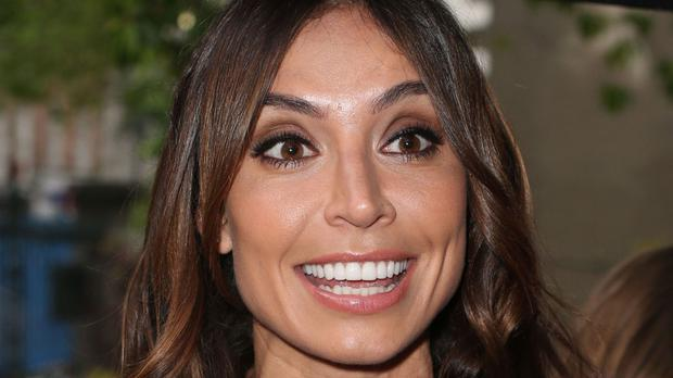 Christine Lampard ramps up the fear factor for Celebrity