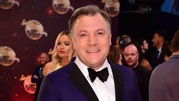Ed Balls has said that the other contestants on Strictly Come Dancing don't invite him on their nights out.