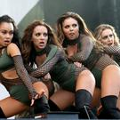 Little Mix have topped the charts