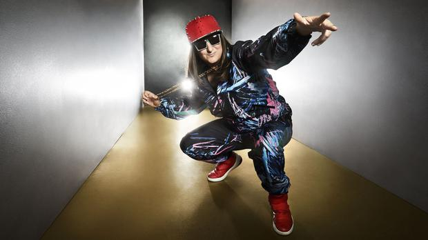 Honey G is one of the 10 acts taking part in diva week on the X Factor (ITV/Syco/ThamesTV)