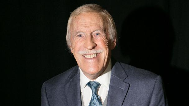 Sir Bruce Forsyth has been part of the entertainment industry for 77 years