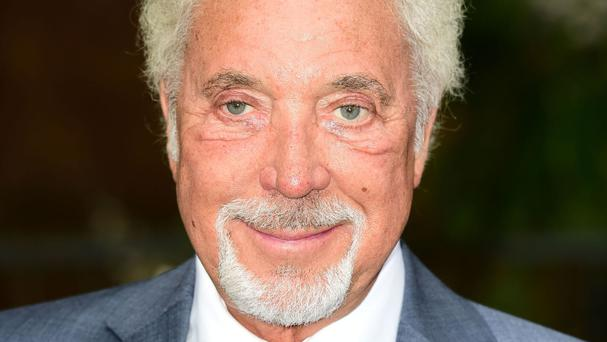 Sir Tom Jones was left devastated by the death of his wife earlier this year
