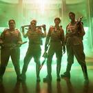 Leslie Jones, right, is one of the stars of the new Ghostbusters movie (Sony Pictures/PA Wire)