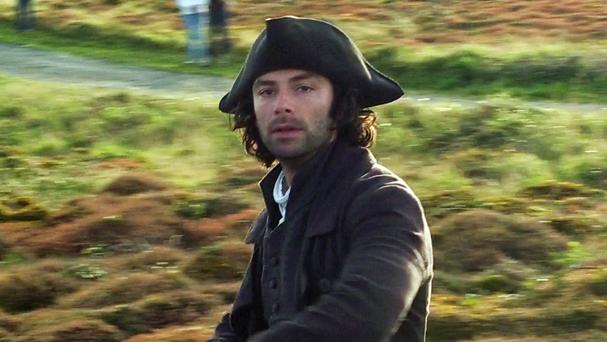 Poldark has become a huge hit for the BBC