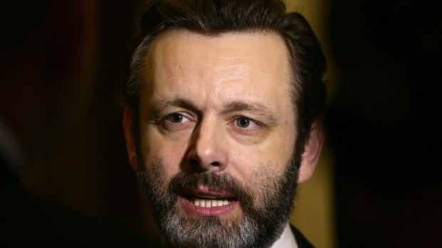Michael Sheen warned that the path into acting is being closed for many young people from working class backgrounds.
