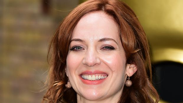 Katherine Parkinson is known for her work in shows such as The IT Crowd and Doc Martin