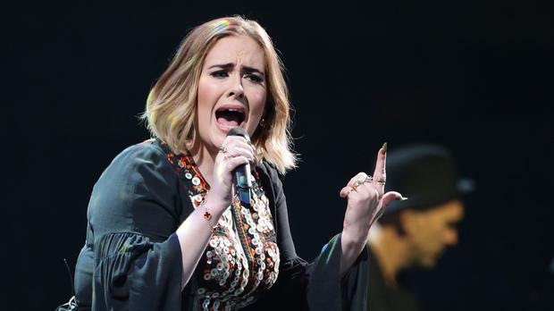 Adele told a Miami gig that her fans should not vote for Donald Trump