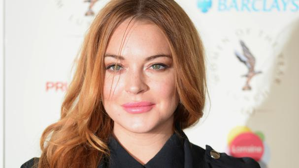 Lindsay Lohan had suggested in a tweet that she had no idea where Kettering is