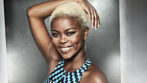 Gifty Louise is the latest contestant to leave the X Factor (SYCO/THAMES TV/PA)