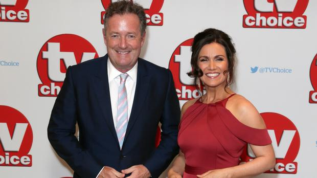 Piers Morgan and Susanna Reid will present a Good Morning Britain special from New York
